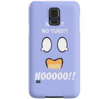 What!?!?! No Yuri!?! NO!!! Samsung Galaxy Case/Skin