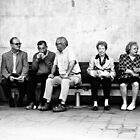 The Bored meeting :) by Berns
