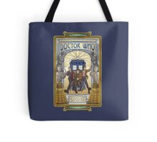 All of Time and Space Tote Bag