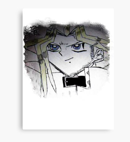 The King of Games Canvas Print