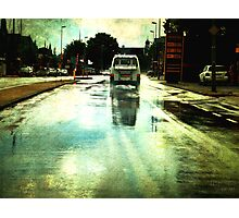 Once upon a Dutch rainy day Photographic Print