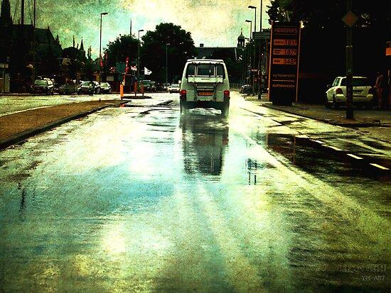 Once upon a Dutch rainy day by Yvon van der Wijk