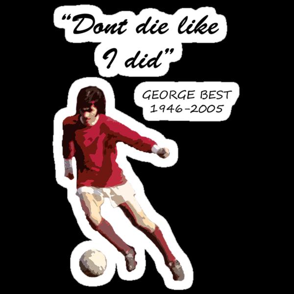 George Best by Elliott Butler