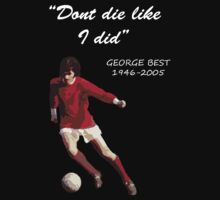 George Best by Elliott Butler