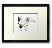swanink Framed Print
