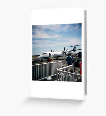 Flight Home Greeting Card