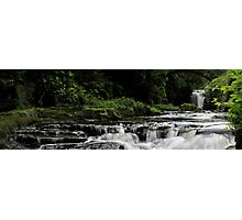 New Angle on JD Waterfall Photographic Print