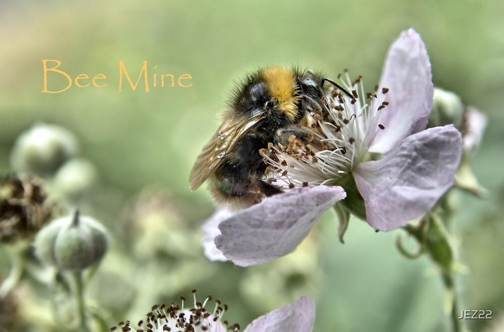 Bee Mine  by JEZ22