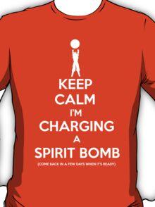 Keep Calm Spirit Bomb T-Shirt