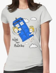 The Angels have the Phone Box - Version 2 (for light tees) T-Shirt