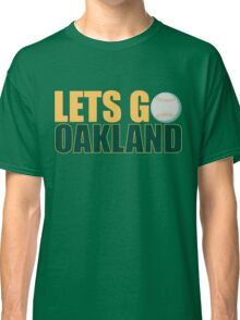 To The Playoffs Classic T-Shirt
