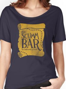 THE SCUMM BAR Women's Relaxed Fit T-Shirt