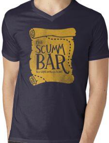 THE SCUMM BAR Mens V-Neck T-Shirt