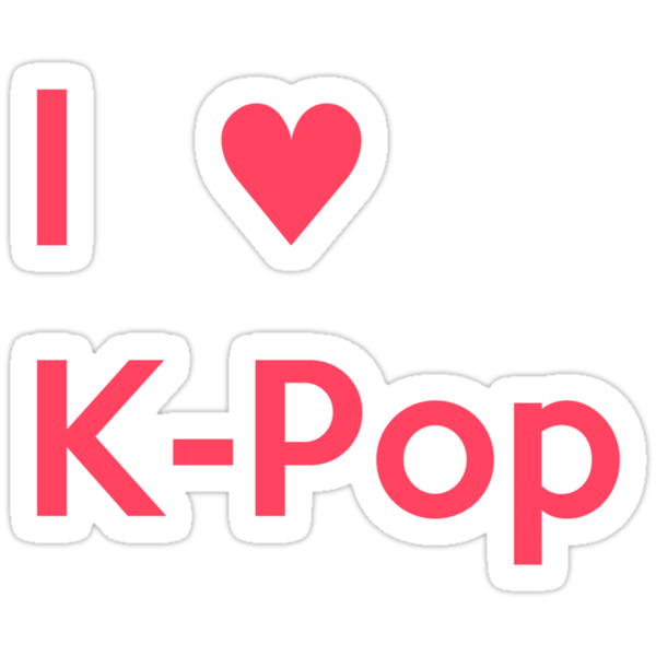 I ♥ K-Pop by Mollie Taylor