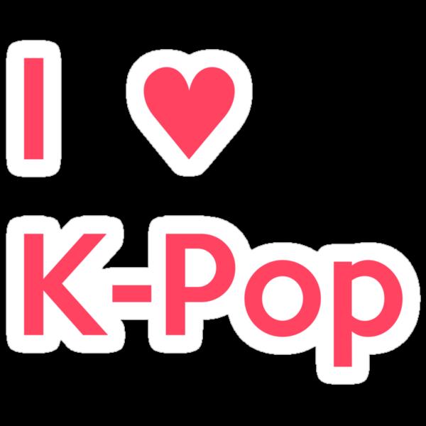 I ♥ K-Pop by Mollie Taylor