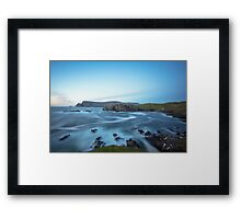 Glen Head, Glencolmcille Framed Print