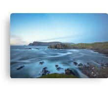 Glen Head, Glencolmcille Metal Print