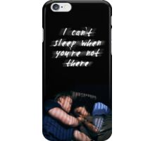 Then I'll Be Here iPhone Case/Skin