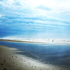 Beach in winter time by chelo