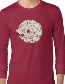 Sandshrew Pokemuerto   Pokemon & Day of The Dead Mashup Long Sleeve T-Shirt