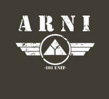 ONE MAN ARNI !!!!! by GordonBDesigns