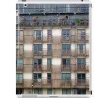 Vantage Quay, Brewer Street, Manchester iPad Case/Skin