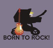 Born to ROCK!! Kids Tee