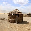 Maasai Home by David McGilchrist