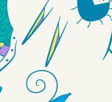 Nidoran Female Pokemuerto | Pokemon & Day of The Dead Mashup Sticker