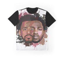 Kendrick Lamar & J Cole Graphic T-Shirt