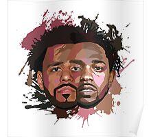 Kendrick Lamar & J Cole Poster