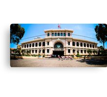 Saigon Post Office Canvas Print