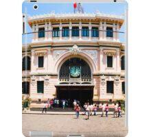 Saigon Post Office iPad Case/Skin