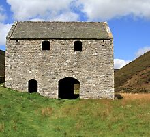 The Lecht Mine, Glenlivet Estate. by asm1