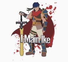 I Main Ike - Super Smash Bros. by PrincessCatanna