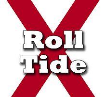 Roll Tide Roll by IntWanderer