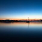 Calm Water at Montague Harbour by toby snelgrove  IPA