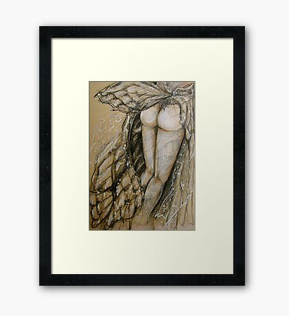 a demi repetition generale Framed Print
