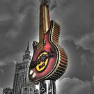 Hard Rock Warsaw by FC Designs