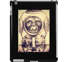 Scuba Chimp iPad Case/Skin