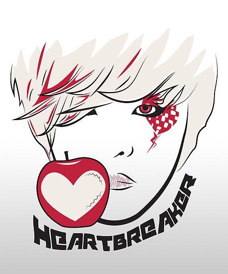 Heartbreaker G-Dragon by Ruwah