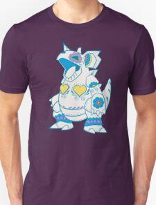 Nidoqueen Pokemuerto | Pokemon & Day of The Dead Mashup T-Shirt
