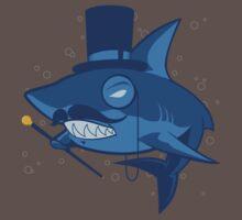 Nefarious Shark Baby Tee