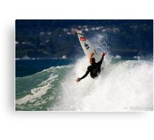 Slater @ The Jetty Canvas Print