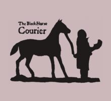The Black Horse Courier TES: Oblivion by Agkrippa