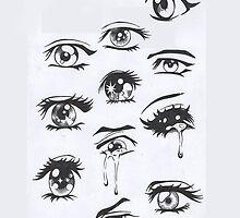 Eyes manga by Doremi972