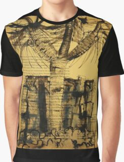 Dragon Blood Tree Graphic T-Shirt