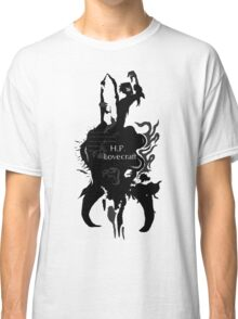 Dunwich Horror H.P. Lovecraft Classic T-Shirt