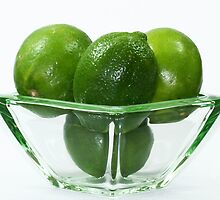 Limes by Maureen Sullivan