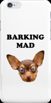 Barking mad by Elliott Butler